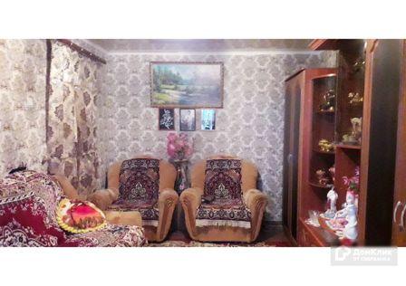 Продаётся 1-комнатная квартира, 28.7 м²