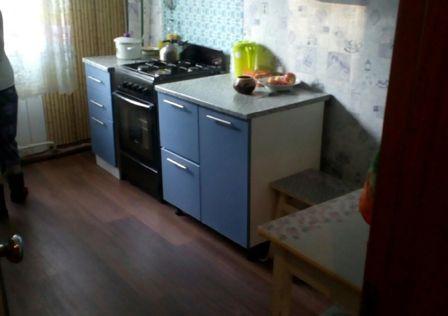 Продаётся 3-комнатная квартира, 69.4 м²