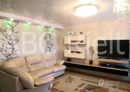Продаётся 4-комнатная квартира, 87.2 м²