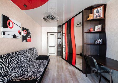 Продаётся 4-комнатная квартира, 89 м²