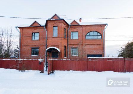 Продаётся 4-этажный дом, 435 м²