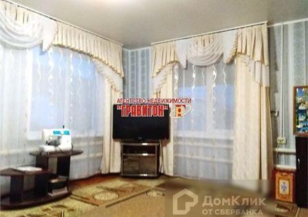 Продаётся 1-этажный дом, 72 м²