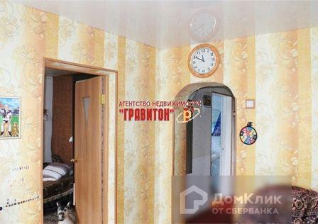 Продаётся 1-этажный дом, 44 м²