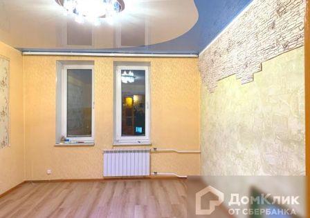 Продаётся 2-комнатная квартира, 60.6 м²
