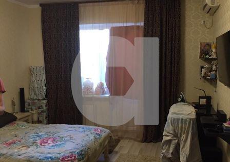 Продаётся 2-комнатная квартира, 60.5 м²