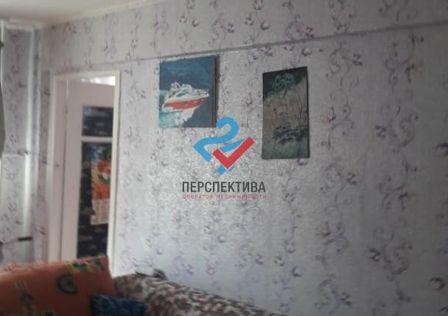 Продаётся 3-комнатная квартира, 49.2 м²