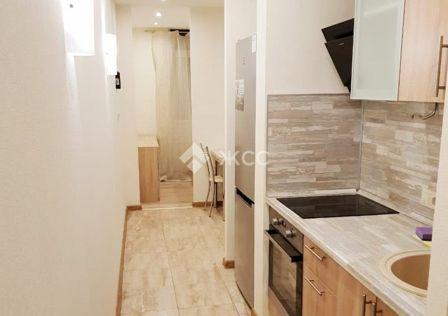 Продаётся 1-комнатная квартира, 29.9 м²