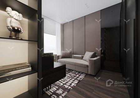 Продаётся 3-комнатная квартира, 110.1 м²