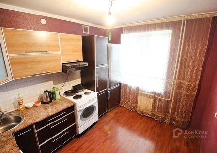 Продаётся 1-комнатная квартира, 35.2 м²