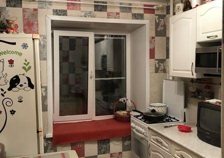 Продаётся 1-комнатная квартира, 35.6 м²