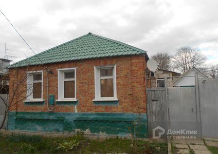 Продаётся 1-этажный дом, 53.9 м²