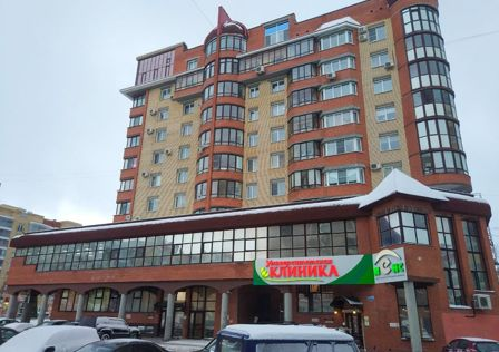 Продаётся 3-комнатная квартира, 87 м²