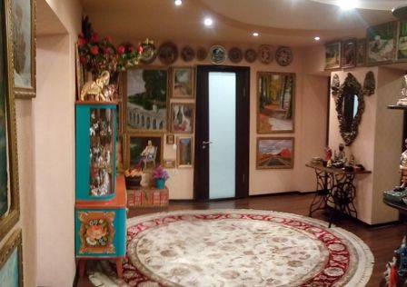 Продаётся 4-комнатная квартира, 117 м²