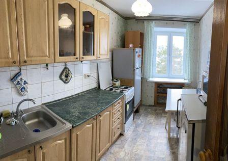 Продаётся 3-комнатная квартира, 57.8 м²