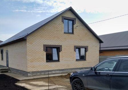 Продаётся 1-этажный дом, 92 м²