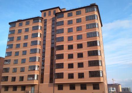 Продаётся 1-комнатная квартира, 42.2 м²