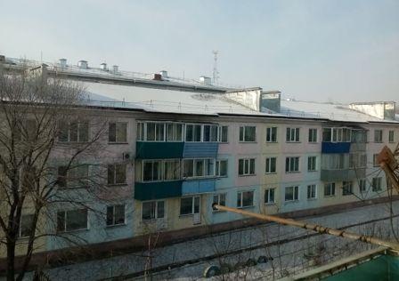 Продаётся 3-комнатная квартира, 52.9 м²