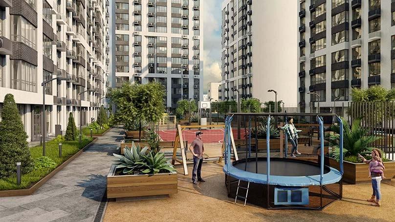 Продаются квартиры в ЖК Арбат по адресу Краснодар, улица Гаврилова, 88 в ипотеку от Сбербанка – Домклик