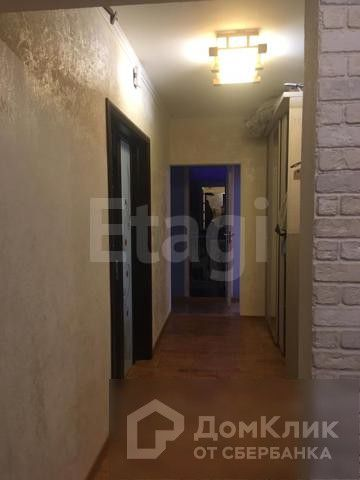 Продаётся 3-комнатная квартира, 78.6 м²