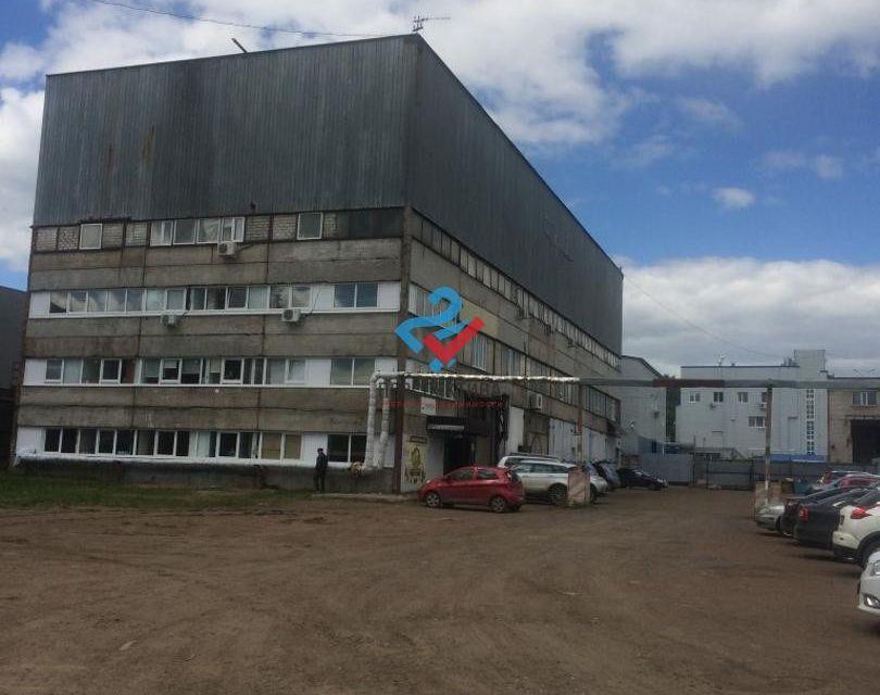 Продаётся производственное помещение, 1700.4 м²