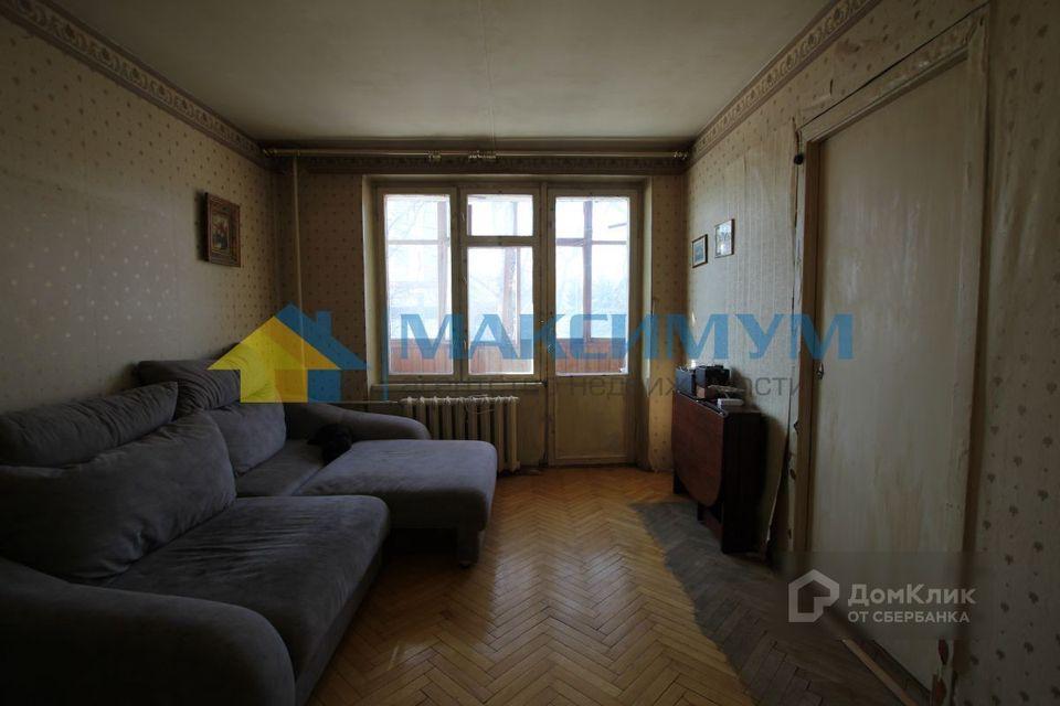 Продаётся 3-комнатная квартира, 55.1 м²