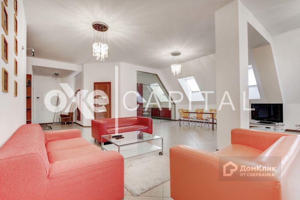 Продаётся 6-комнатная квартира, 222.9 м²