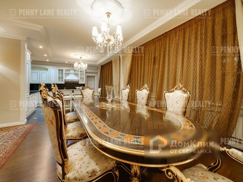 Продаётся 3-комнатная квартира, 164 м²