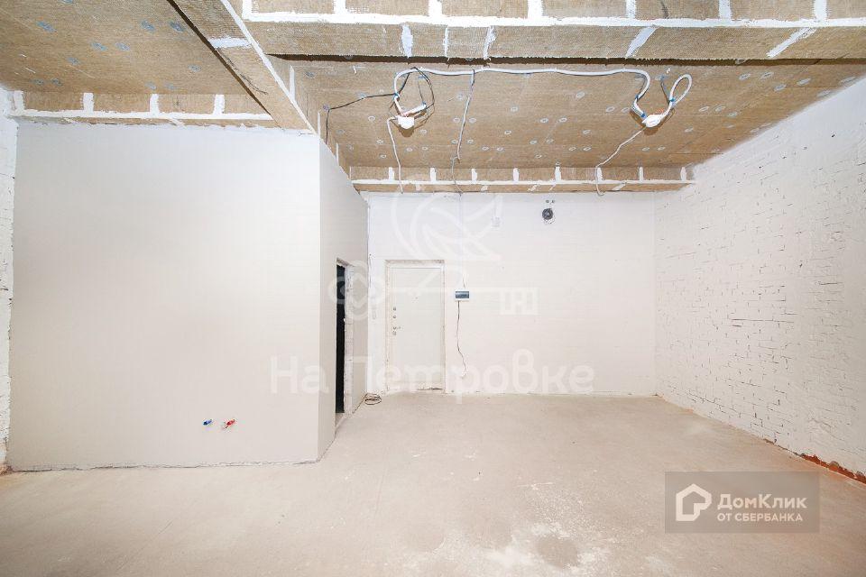 Продаётся 1-комнатная квартира, 40.1 м²