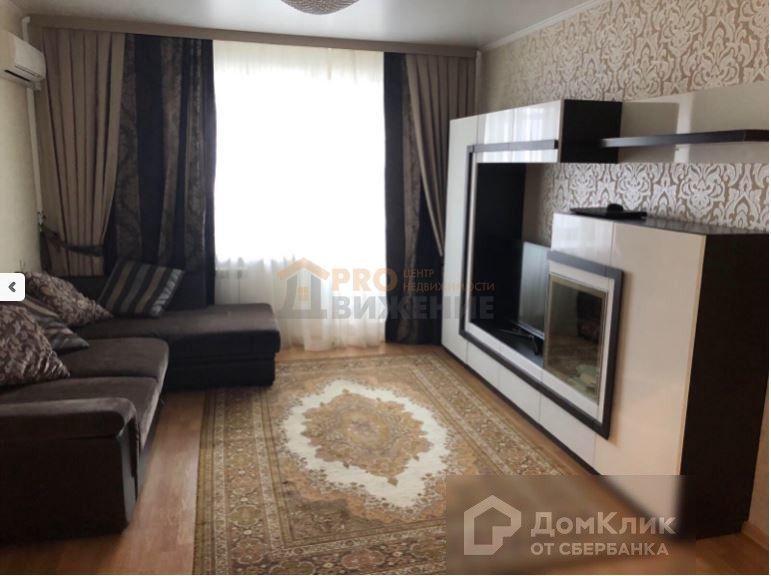 Продаётся 1-комнатная квартира, 45.5 м²