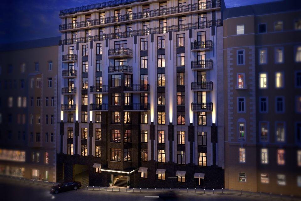 Продаётся 4-комнатная квартира, 169 м²