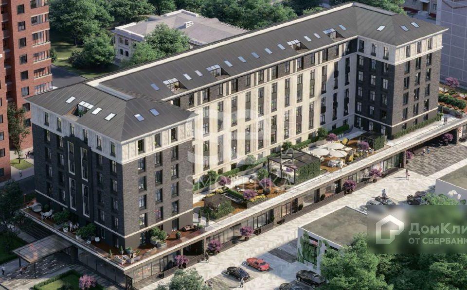 Продаётся 2-комнатная квартира, 56.2 м²