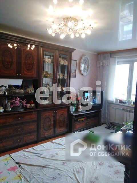 Продаётся 2-комнатная квартира, 41.9 м²