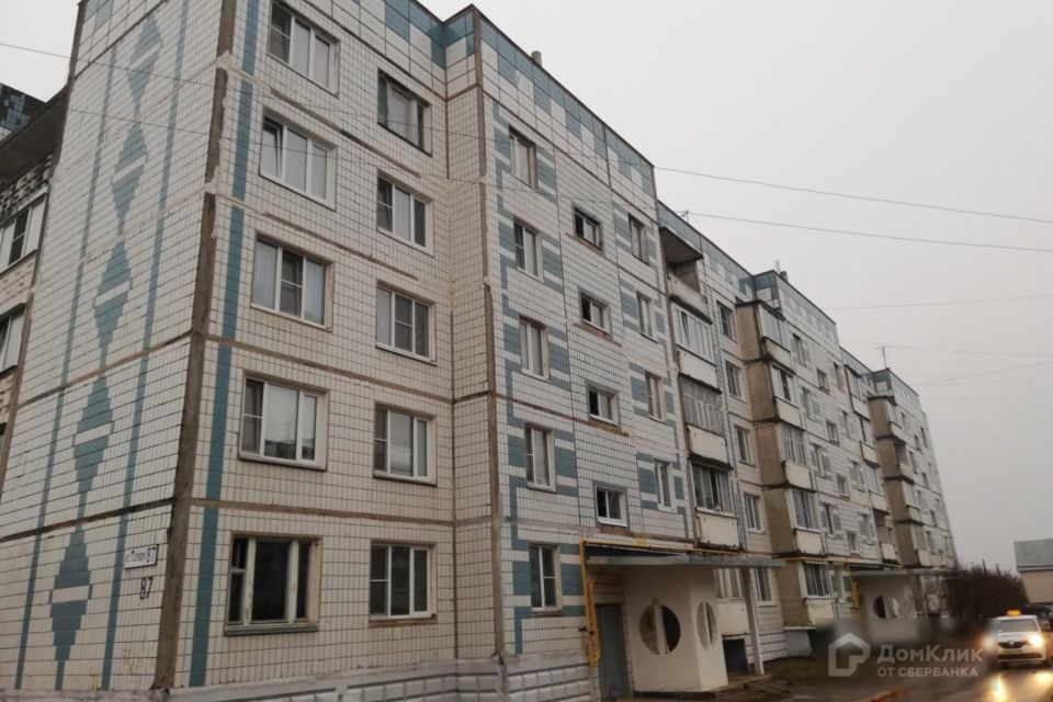 Продаётся 3-комнатная квартира, 69.3 м²
