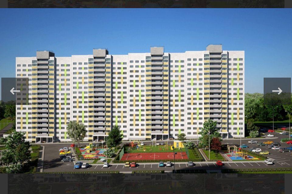 Продаётся 1-комнатная квартира, 36.26 м²