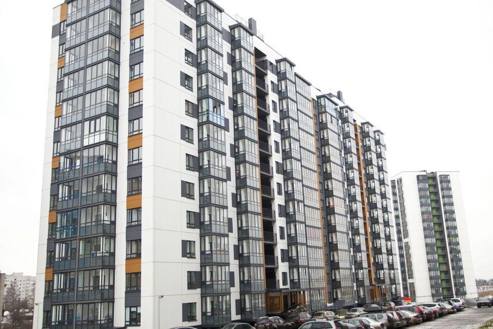 Продаётся 1-комнатная квартира, 38.21 м²