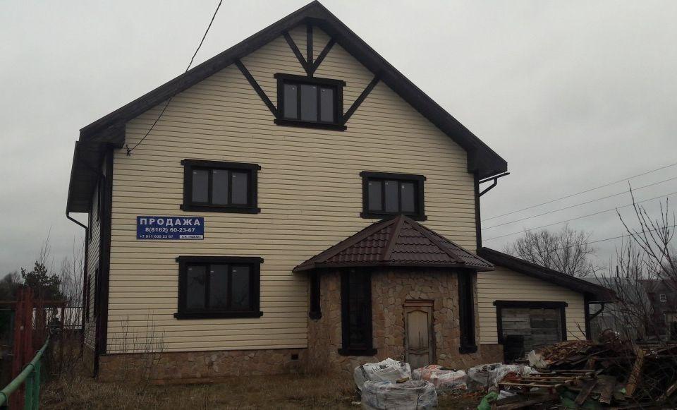 Продаётся 2-этажный дом, 434 м²