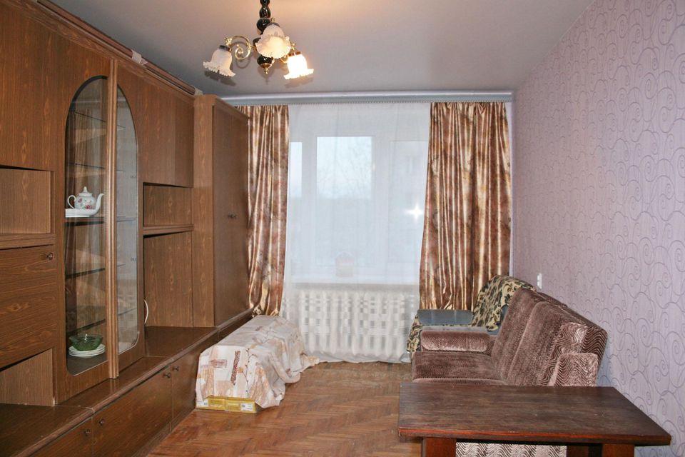 Продаётся 2-комнатная квартира, 42.8 м²