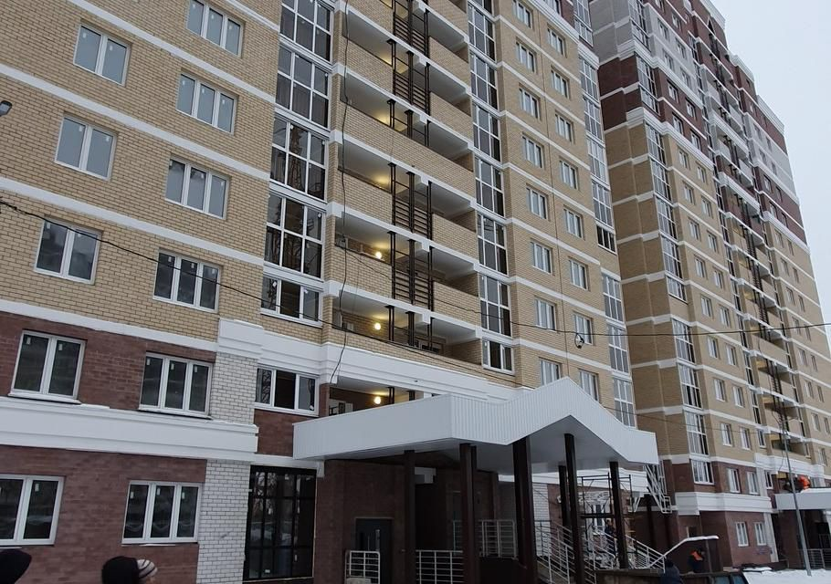 Продаётся 1-комнатная квартира, 44.1 м²