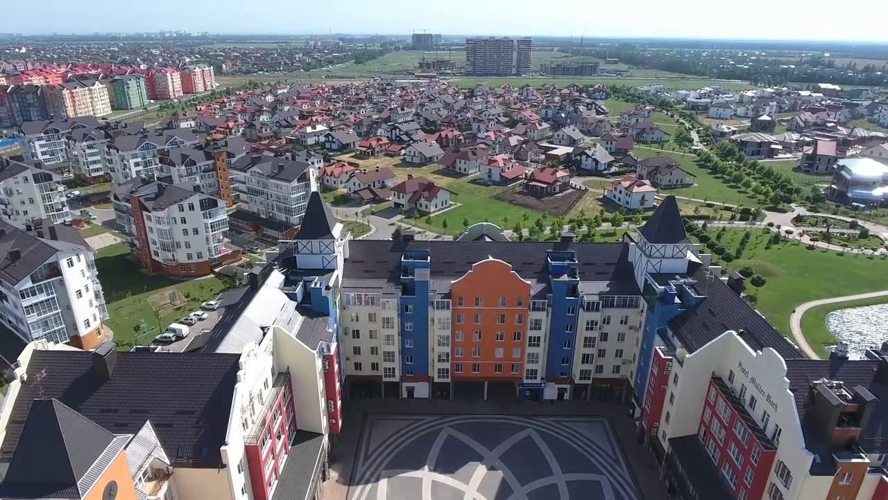Немецкая деревня европея краснодар фото